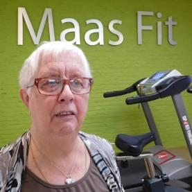 Toos: lekker fietsen bij Maasfit Maasveld