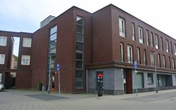 Maasveld, Marconistraat te Maastricht