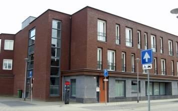 Maasveld, Franklinstraat te Maastricht